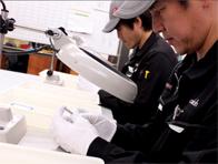 愛晃グループスタッフによる的確な検査・選別で品質管理をサポート。イメージ4
